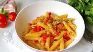 Фото рецепта Паста на сковороде