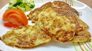 Фото рецепта Кабачковые оладьи без муки