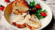 Фото рецепта Пастрома из курицы с копчёной паприкой