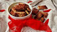 Фото рецепта Апельсиновое печенье с корицей без яиц