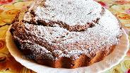 Фото рецепта Кекс шоколадный простой