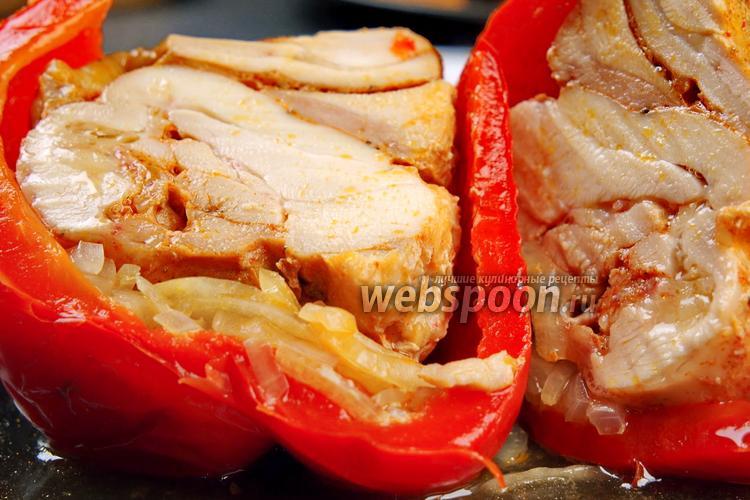 Фото Болгарский перец на ужин. Видео