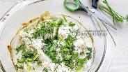 Фото рецепта Маринованная рыба в кефире для запекания в духовке