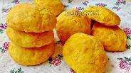 Фото рецепта Творожно-тыквенное печенье