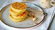 Фото рецепта Миндальные сырники