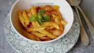 Фото рецепта Паста с сосисками