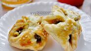 Фото рецепта Конвертики с грибами