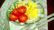 Фото рецепта Куриная грудка с картошкой в сметане в рукаве