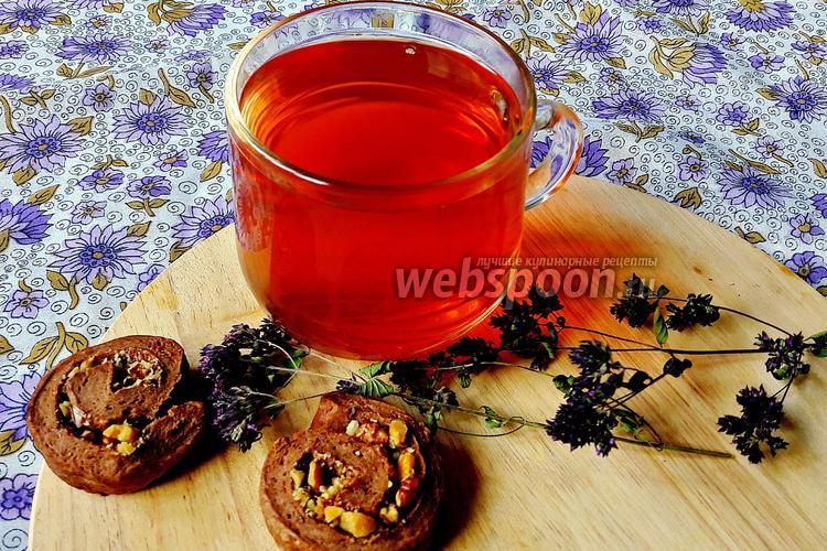 Фото Противопростудный травяной чай