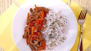 Фото рецепта Мясо по-тайски