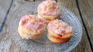 Фото рецепта Печенье-сэндвич с клубничным кремом