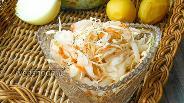Фото рецепта Капуста квашеная с семенами укропа