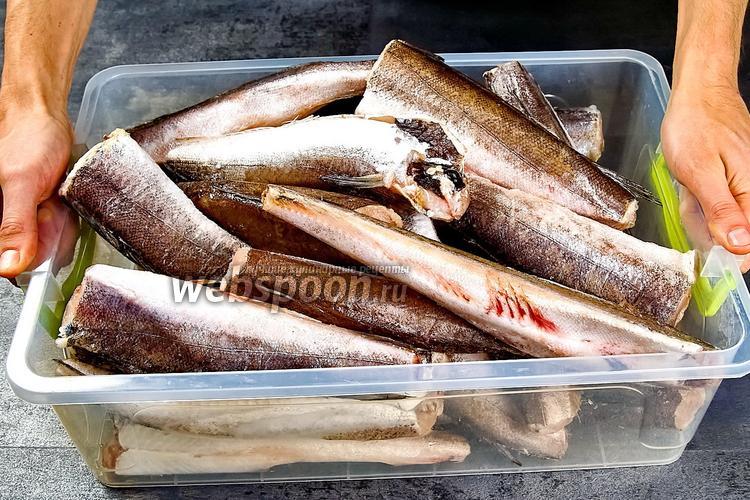Фото Новые рецепты из рыбы. Видео