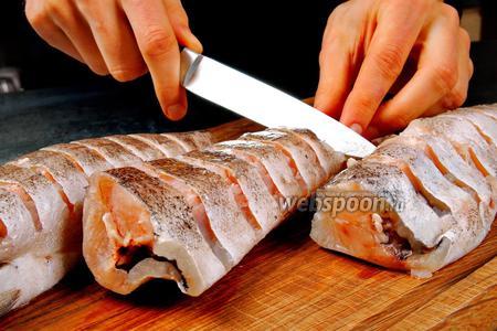 Изысканные блюда из рыбы. Видео видео рецепт