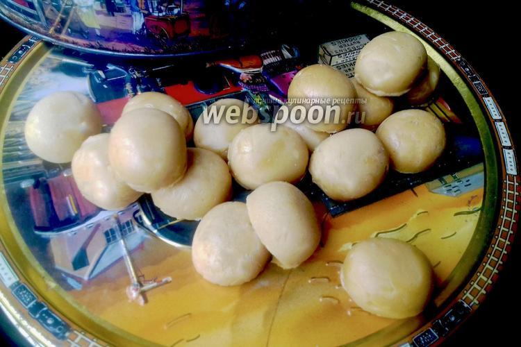 Фото Конфеты ириски с нежным солёным привкусом