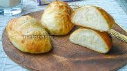 Фото рецепта Варёный хлеб