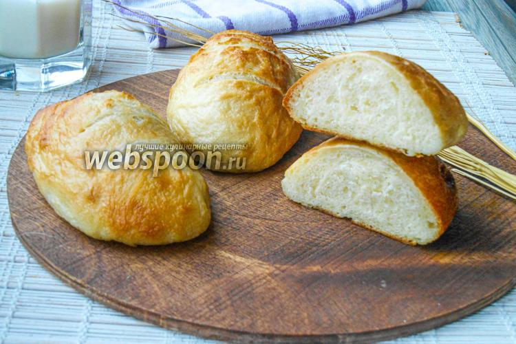 Фото Варёный хлеб