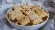 Фото рецепта Творожное печенье с миндалём