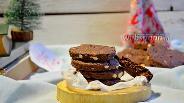 Фото рецепта Шоколадные бискотти на оливковом масле