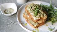 Фото рецепта Бутерброды с авокадо и сыром