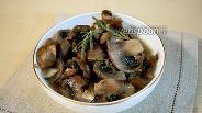 Фото рецепта Шампиньоны по-гречески