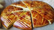 Фото рецепта Армянская круглая гата