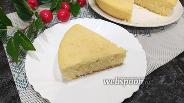 Фото рецепта Лимонный кекс-пирог в мультиварке