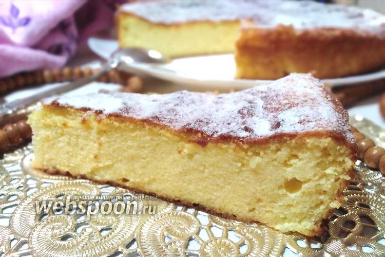 Фото Лимонный сырник