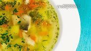 Фото рецепта Вкусная уха из головы судака