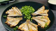 Фото рецепта Биточки из тюльки по-одесски. Видео