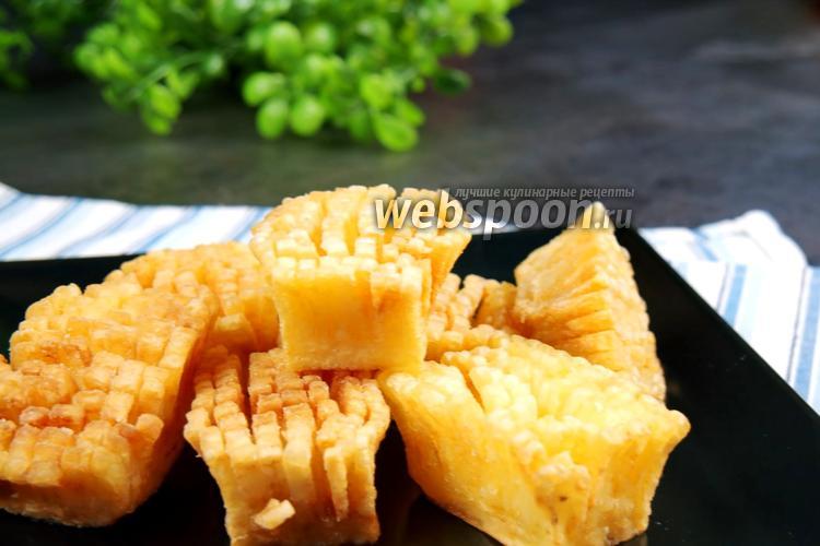 Фото Удивительные рецепты из картошки. Видео