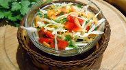 Фото рецепта Осенний салат «Краски осени»