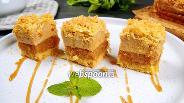 Фото рецепта Пляцки с яблоками. Видео