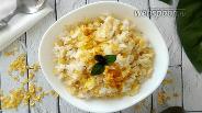 Фото рецепта Рис с кукурузными хлопьями