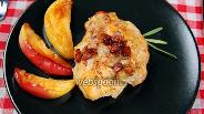 Фото рецепта Курица в яблочном сидре. Видео