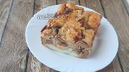 Фото рецепта Запеканка из куриной печени и варёных яиц