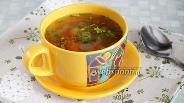 Фото рецепта Диетический суп для похудения от Марии Киселевой