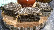 Фото рецепта Катлама сладкая с маком