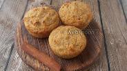 Фото рецепта Кето кексы из тыквы и кокосовой муки