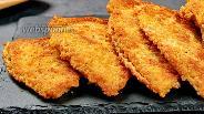 Фото рецепта Рыба с вафельными коржами. Видео