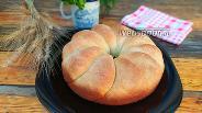 Фото рецепта Погачице с сыром и зелёным луком