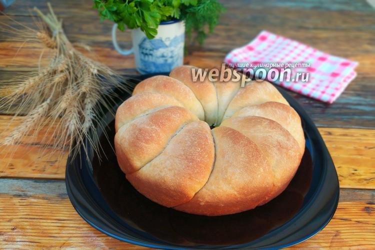Фото Погачице с сыром и зелёным луком