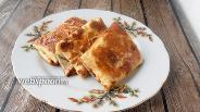 Фото рецепта Кето блинчики с мясным фаршем