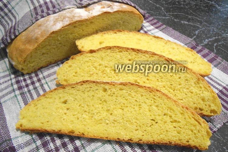 Фото Кукурузный хлеб