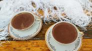 Фото рецепта Кофейно-шоколадный кисель