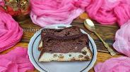 Фото рецепта Шоколадно-ванильный львовский сырник