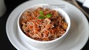 Фото рецепта Ширатаки с мясом