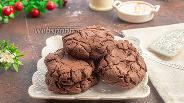 Фото рецепта Американское печенье Кукис