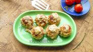 Фото рецепта Мясные тефтели в чесночно-сливочном соусе