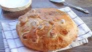 Фото рецепта Закрытый мясной пирог с куриной грудкой